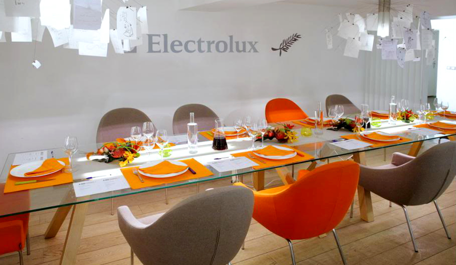 A vos toques – Electrolux