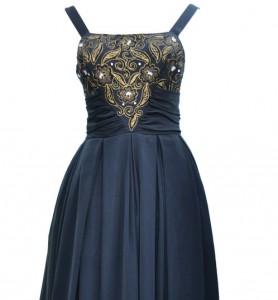 1940s-vintage-black-embroidered-gala-dress-front2