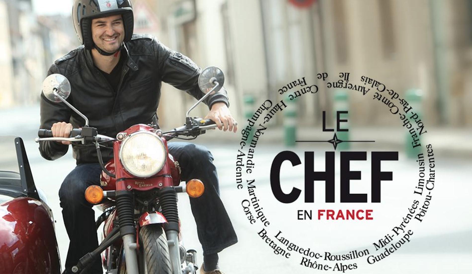 Le chef en … France