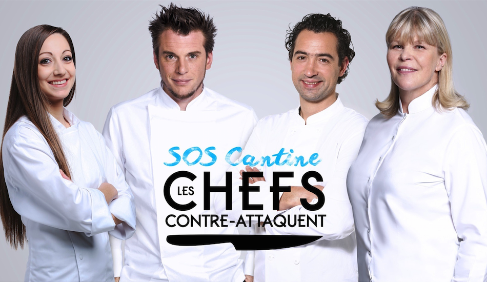Les Chefs contre-attaquent : SOS Cantines