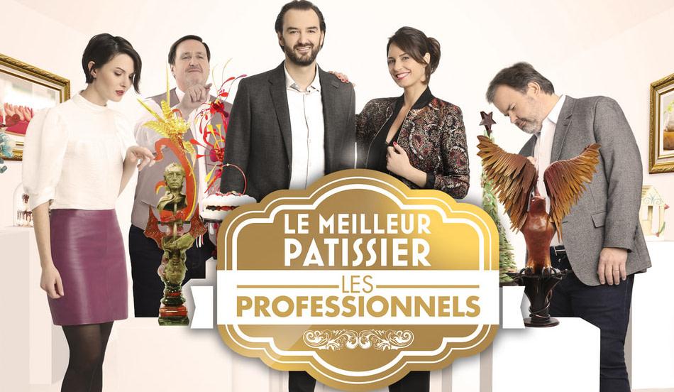 Le Meilleur Pâtissier – Les Professionnels