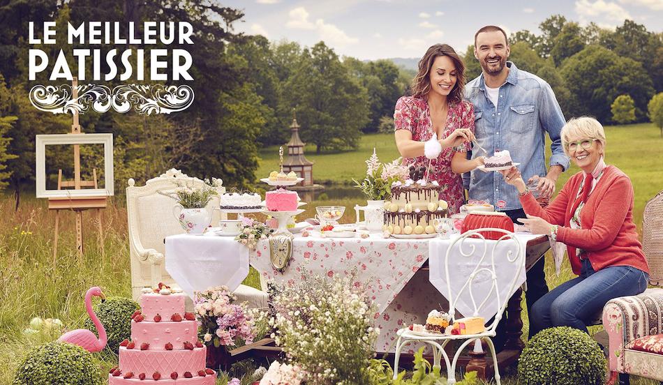 """Le Meilleur Pâtissier (adapté du format """"The Great British Bake Off"""")"""
