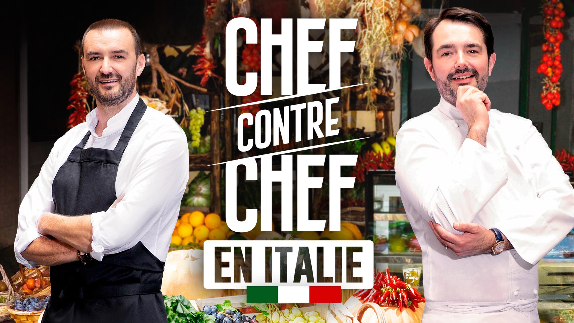 """Chef contre Chef (adapté du format """"Battle of the Chefs"""")"""