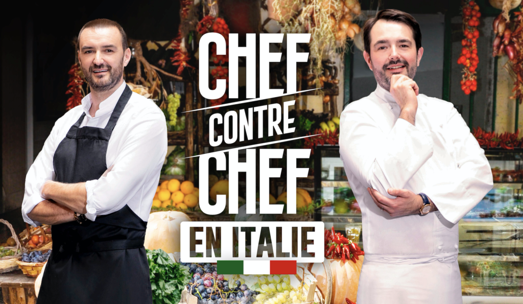 "Chef contre Chef (adapté du format ""Battle of the Chefs"")"