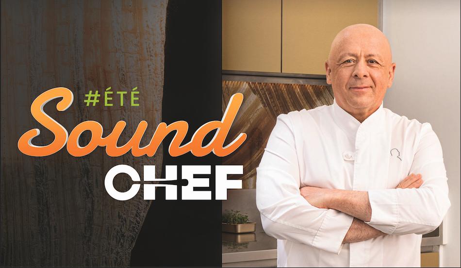 """""""Sound Chef"""" avec Audible"""